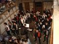 Final del concierto en el Theater hinter dem Scheunentor de Plüderhausen