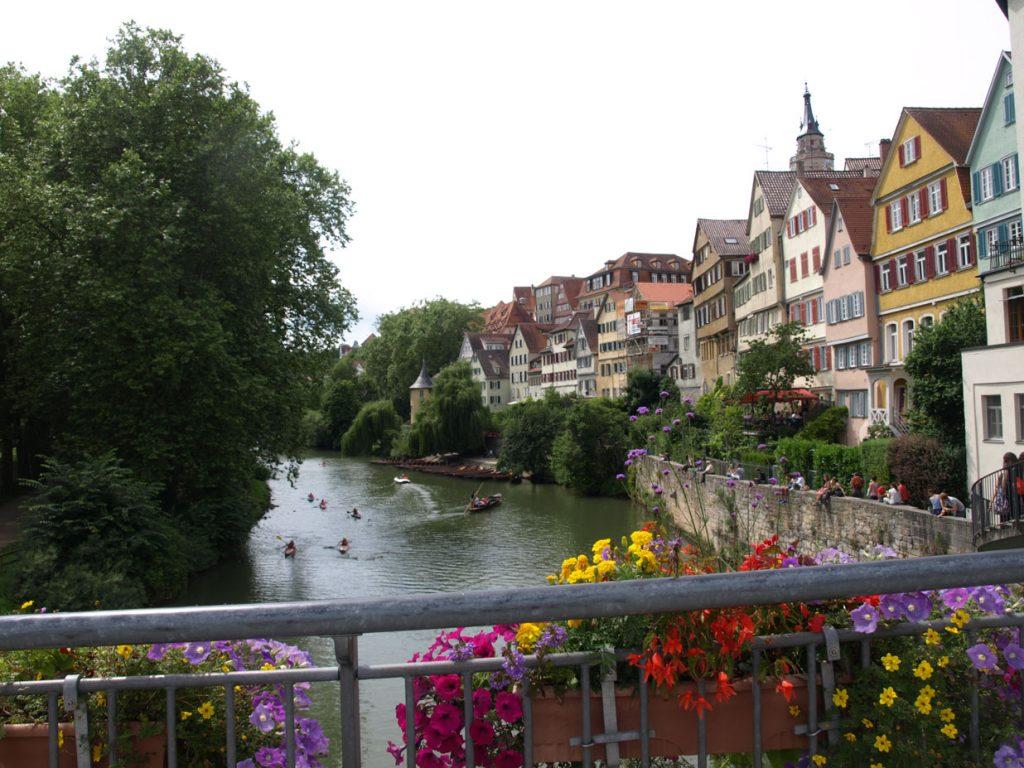 Tübingen herri zoragarria